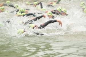 2017 zu Gast in Münster Start der 1. Bitburger 0,0% Triathlon-Bundesliga